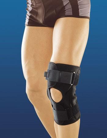 Ортез на коленный сустав, разъемный (RKN-203)