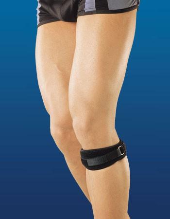 Бандаж на коленный сустав с фиксацией надколенника (PKN-103)