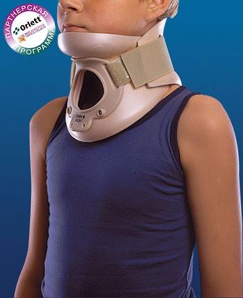 Ортез Philadelphia® с отверстием над трахеей для детей и подростков (T-3)