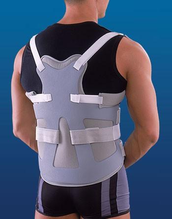 Корсет ортопедический грудопоясничный жесткий (LSO-991)
