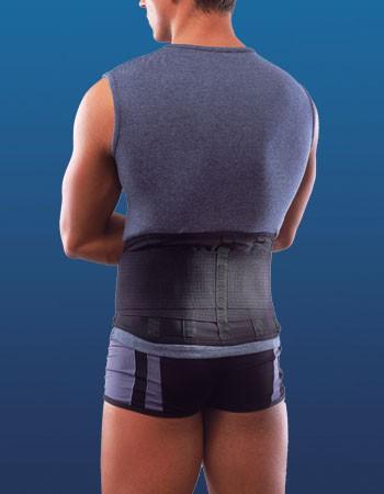 Корсет ортопедический с ребрами жесткости (IBS-2004)