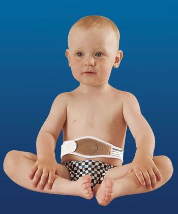 Пупочный грыжевой бандаж для детей (HP-B (P) )