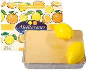 Горячий воск лимон, 1кг