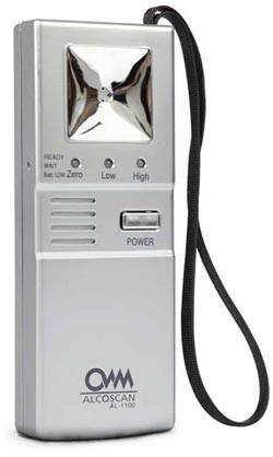 AL 1100 + адаптер для подзарядки + пластиковый кейс