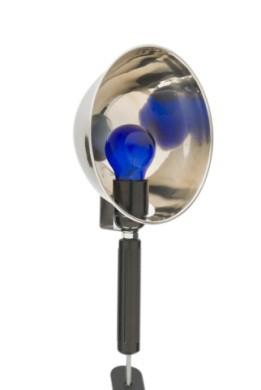«Ясное солнышко» Синяя лампа (рефлектор Минина)