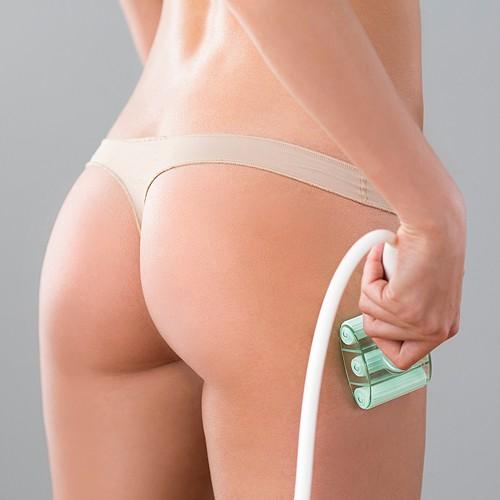 Вакуумный роликовый массажер для похудения Vacuum Beauty System