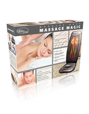 Массажная накидка «Massage Magic»